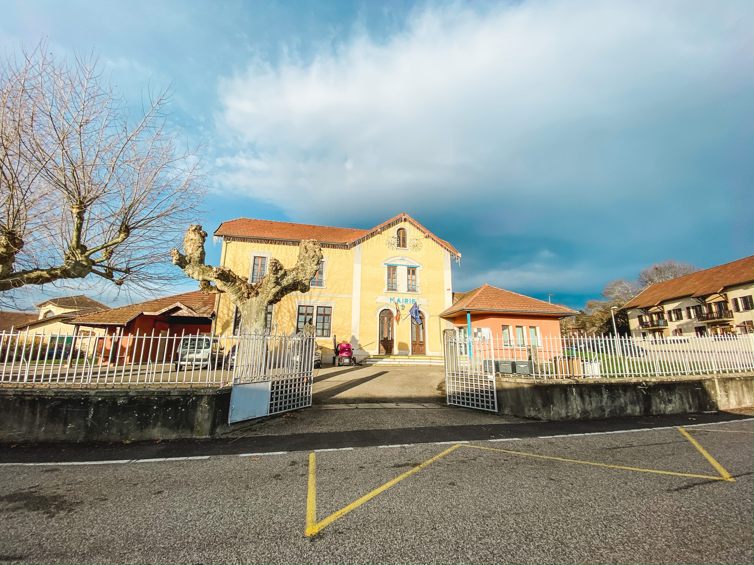 Mairie de Chélieu
